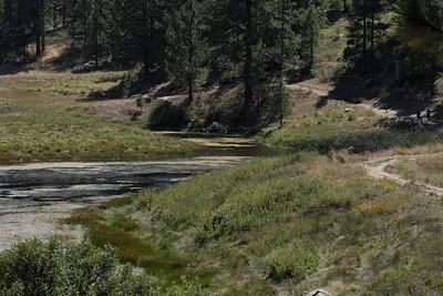 Pond on the Big Laguna Trail