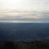 Palomar Mountain winte afternoon view