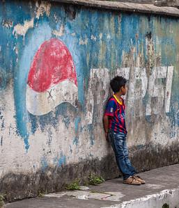 """""""Pepsi Wall"""" Pochuta, Guatemala 2014"""