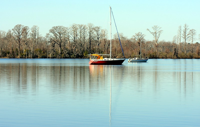 Pamlico River