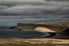 Foreshortening #4<br /> <br /> TTCW shot.<br /> <br /> Sandy hillside of Breiðavík cove, Iceland
