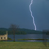 Lightening Strike-Montreal River