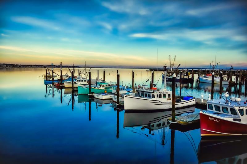 Twilight Harbor