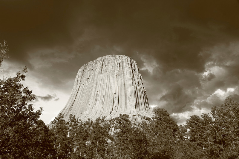 Devil's Tower Monument, Wyoming