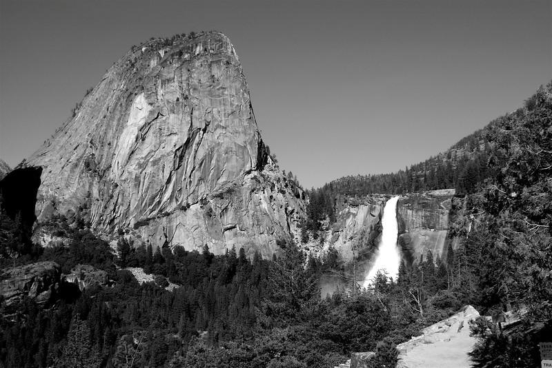 Angel Falls, Yosemite National Park