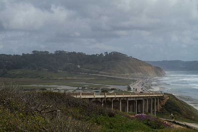 Hwy 101 and Torrey Pines Reserve