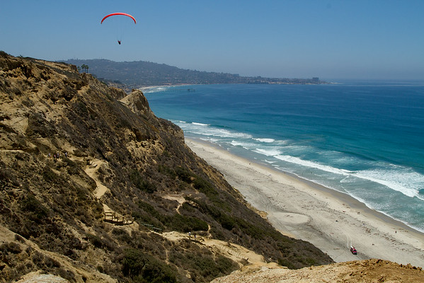 Blacks Beach Foundation 7-07-2014
