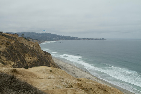 Blacks Beach and La Jolla 7-01-2014