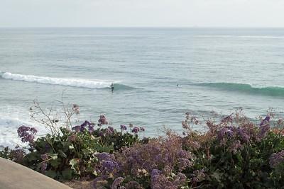 Leucadia crumbling surf
