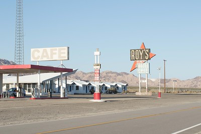 Roy's Cafe, Amboy Route 66