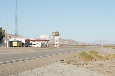 Roy's Cafe Amboy Route 66