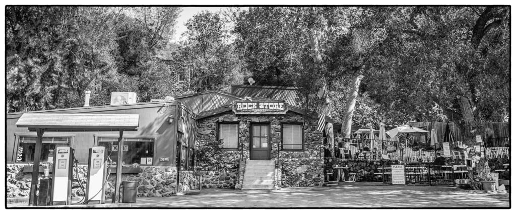 Rock Store, Mulholland Hwy.