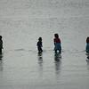 Child Paradise.  Sand Island, Kenya
