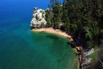 Pictured Rocks National Park, Michigan