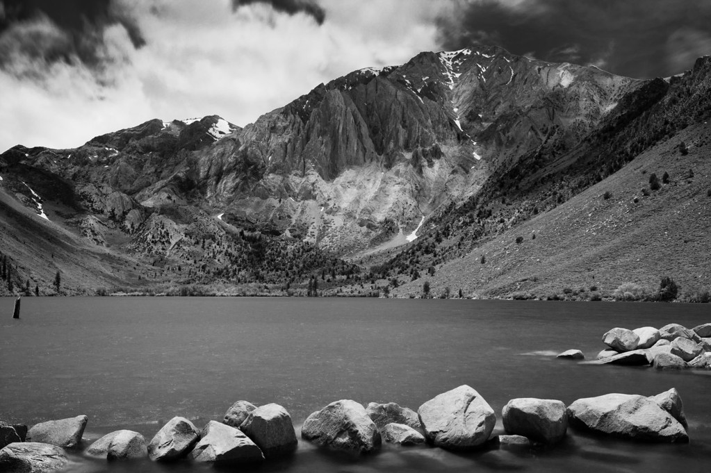 Convict Lake, Mammoth.