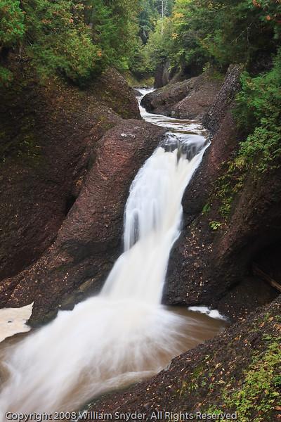 Gorge Falls, UP MI