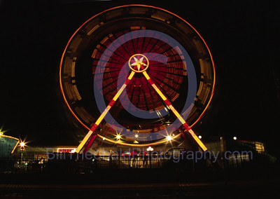 Ferris Wheel at Fantasy Island in Beach Haven, New Jersey.