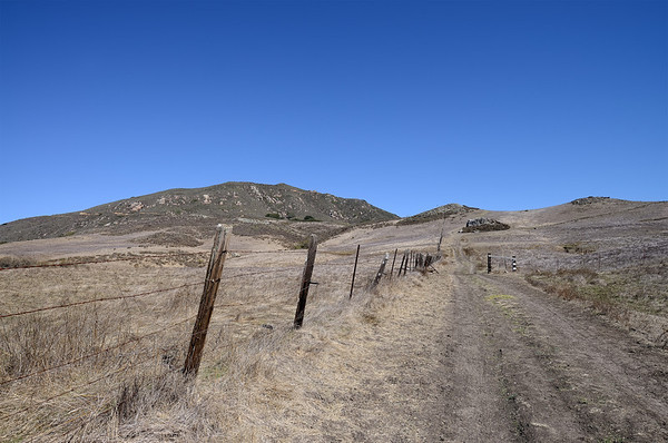Cerro San Luis Obispo, October