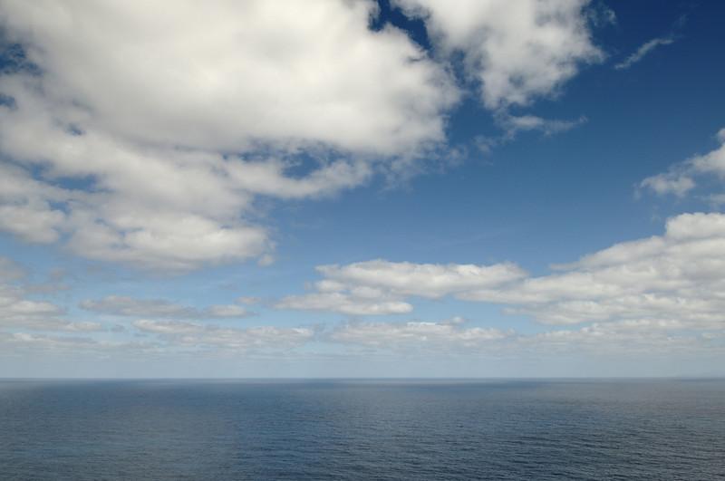 Atlantic ocean, March