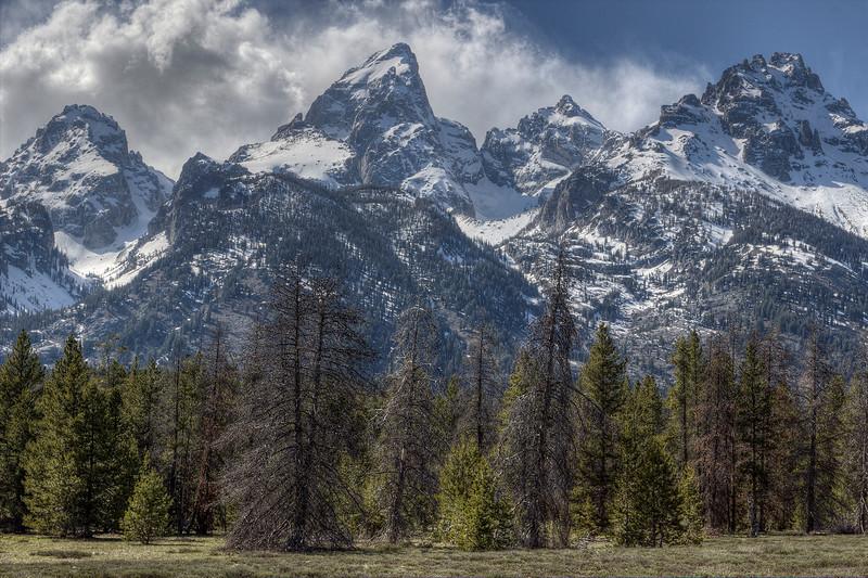 Grand Tetons - Wyoming