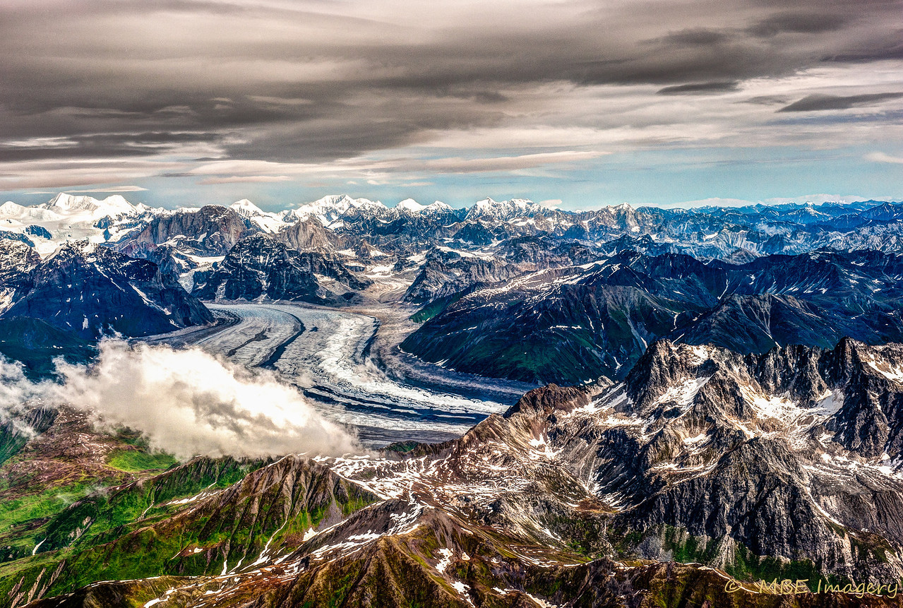 Denali Glaciers