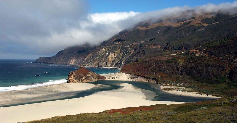 California Coast HWY 1.