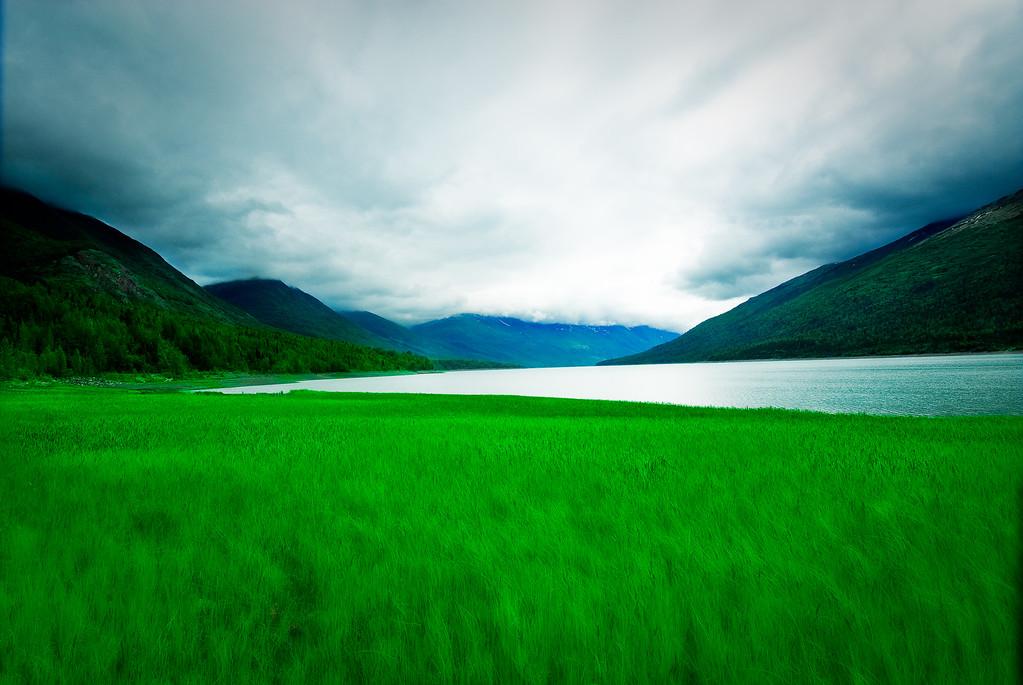 Eklutna Lake