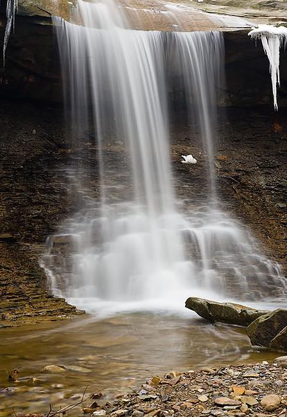 Bluehen Falls, CVNP