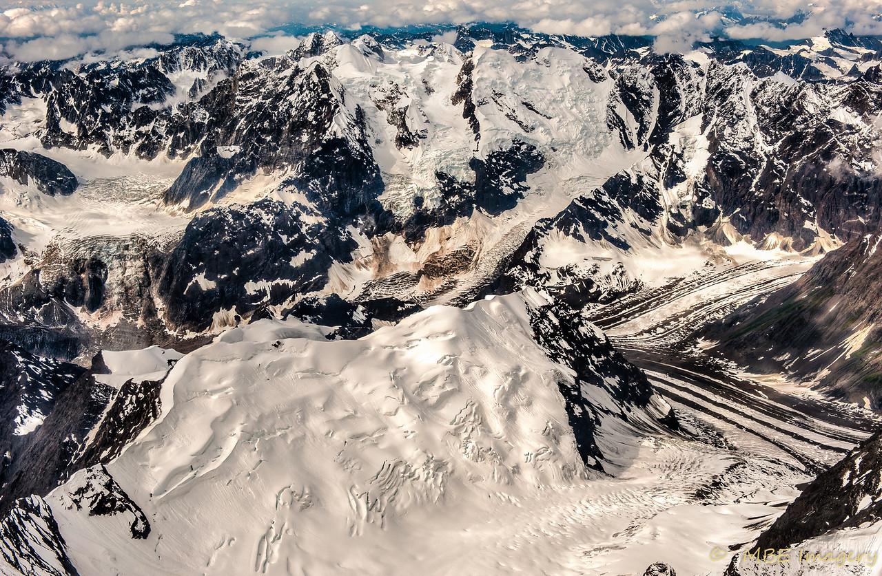 Flight to Mt. McKinley