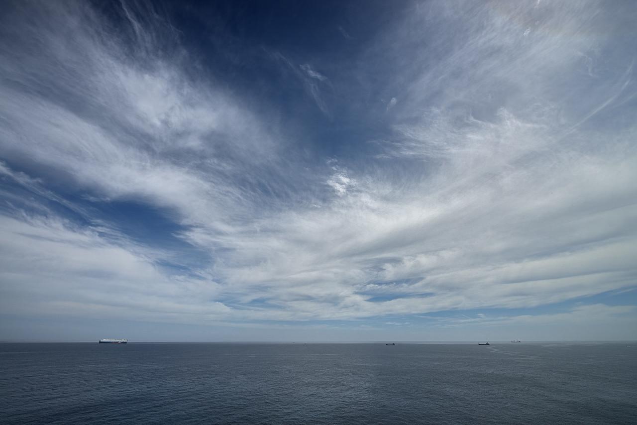 Mediterranean Sea, March