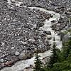 Headwaters of the Nisqually River - Mt. Rainier Washington