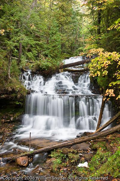 Wagner Falls, UP, MI (1 of 1)