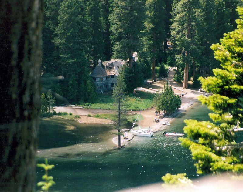 Lake Tahoe Emerald Bay.