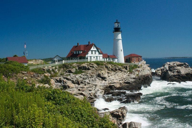 Portland Head Light, Cape Elizabeth Maine