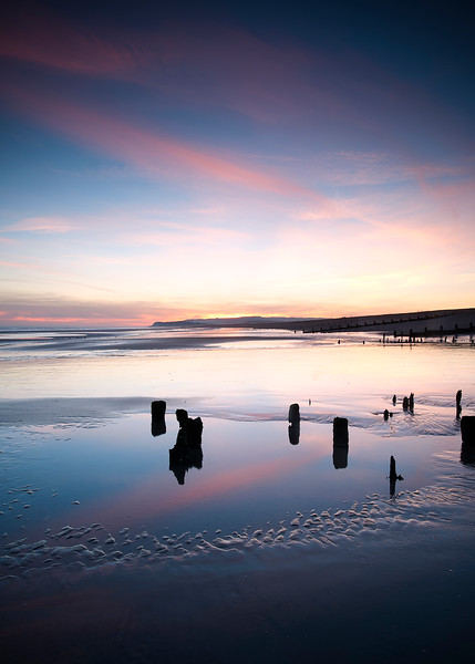 Winchelsea Beach at Twighlight