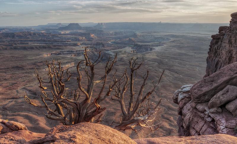 Green River Overlook - Canyonlands National Park - Utah