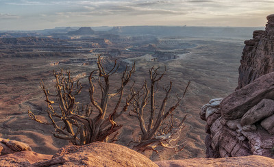 Green River Overlook - Canyonlands National Park - Utah