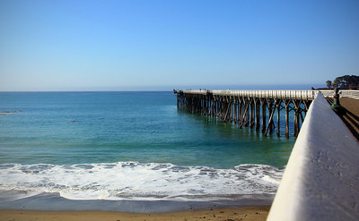 The Pier, San Simeon, CA