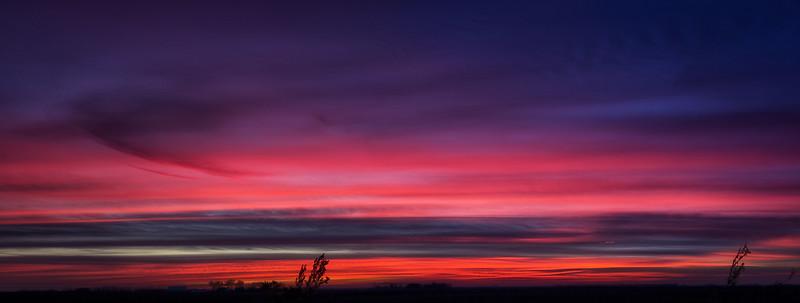 Election Sunset
