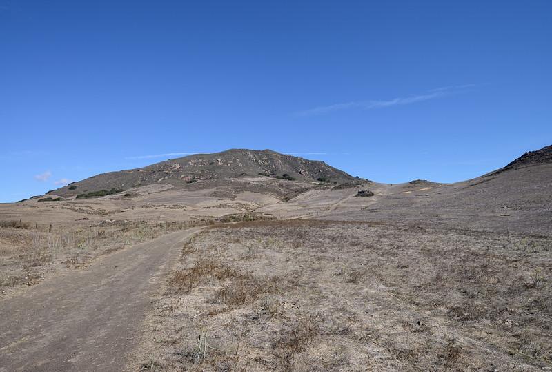 Cerro San Luis Obispo, November