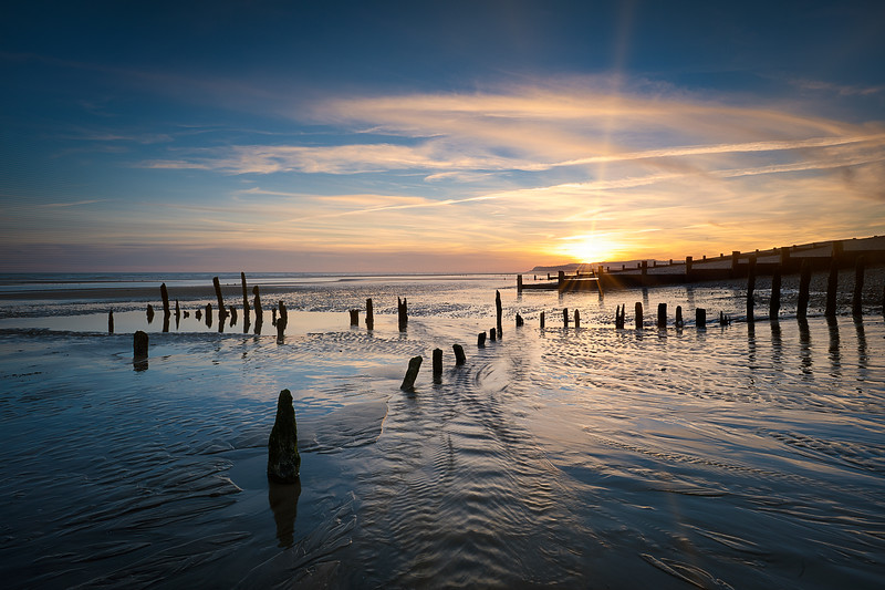 Winchelsea Beach - Sunset