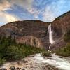 Takakkaw falls, Yoho, B.C.