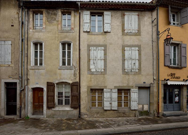 Carcassonne, October