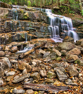 Falling Water Trail 2