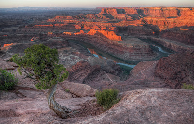 Dead Horse Point - Colorado River - Utah