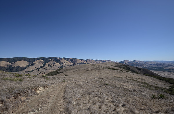 Reservoir Canyon Trail, San Luis Obispo, October