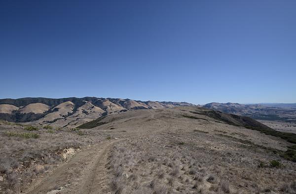Reservoir Canyon Trail, San Luis Obispo, October