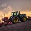 Farming at Duns, Berwickshire