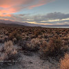 Mono Lake Sunset - 2012