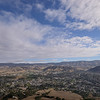 View from Cerro San Luis Obispo, October